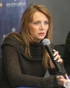 Pastora Cecilia de Caballeros.