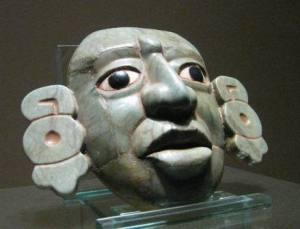 ARTE EN JADE.  Esta pieza de jade, está resguardada en el Museo Miraflores.  Fotografía: Robin Martínez/CGN
