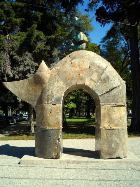 EL ANDASOLO está ubicado en la avenida Reforma y 16 calle, cerca de la Plaza del Obelisco y fué inaugurado el 4 de noviembre de 2015 por el alcalde Alvaro Arzú. Fotografías: Robin Martínez/CGN